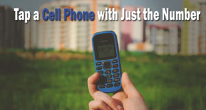Learn How to Tap a Cell Phone with Just the Number