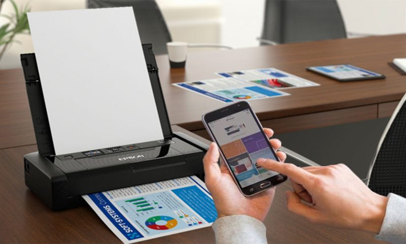Portable Printer – How To Get The Job Done On The Go