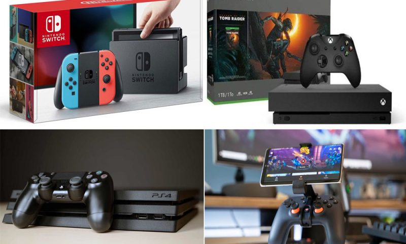 The 4 Best Current Game Consoles Of 2020