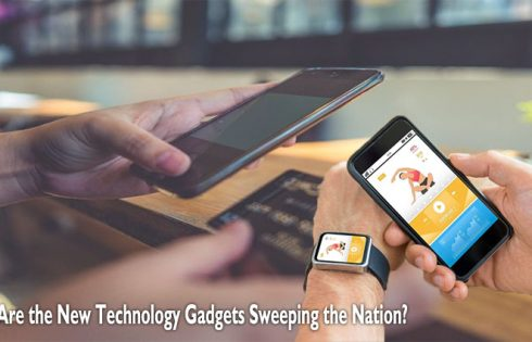 What Are the New Technology Gadgets Sweeping the Nation?